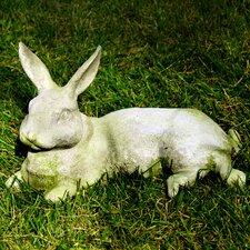 Garden Décor Field Rabbit Statue