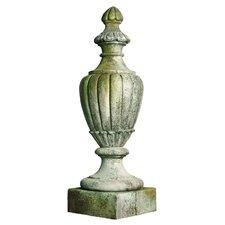 Garden Décor Pershing Finial Statue