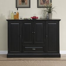Styward Bar Cabinet with Wine Storage
