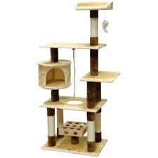 """67"""" IQ Box Cat Tree"""