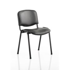 Kolding Armless Iso Stacking Chair (Set of 4)