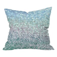 Lisa Argyropoulos Snowfall Woven Throw Pillow