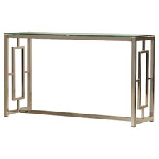 Swanson Console Table  by House of Hampton