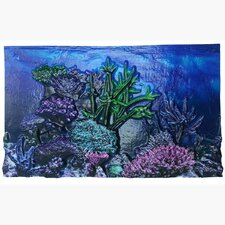 Coral Reef 3D Background