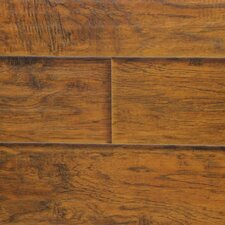 "6"" x 48"" x 12.3mm  Laminate in Sunset Hickory (Set of 22)"