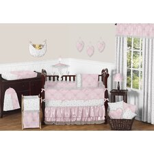 Alexa 9 Piece Crib Bedding Set