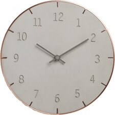 "10"" Piatto Wall Clock"