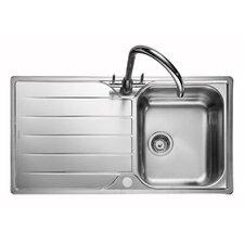Michigan 95cm x 50cm Kitchen Sink