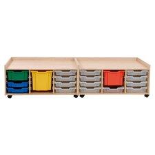 Farnley Children's Rectangular Lego Table