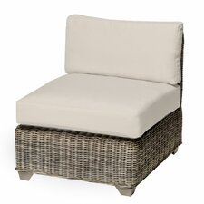 Cape Cod Armless Chair with Cushions