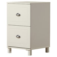 Greylag 2 Drawer Filing Cabinet