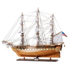 USS Constitution Exclusive Edition Model Boat
