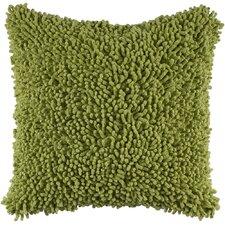 Daysha Shag 100% Cotton Throw Pillow