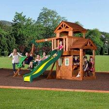 Tanglewood All Cedar Swing Set