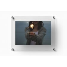 Double Panel Floating Frame