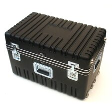 Transporter Tool Case with Wheels and Telescoping Handle