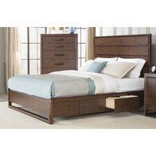 Mercer Panel Bed