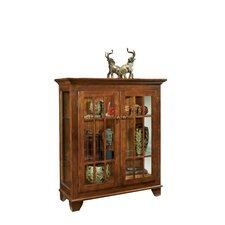 ColorTime Console Curio Cabinet
