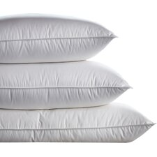 Tri Compartmented Medium-Firm Sleeping Down Pillow