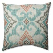 Kantha Surf Throw Pillow