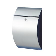 La Ola-Mix Stainless Steel Letterbox