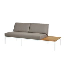 Polly Left Hand Sectional with Cushions