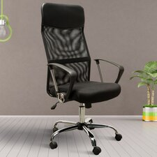 High-Back Mesh Desk Chair