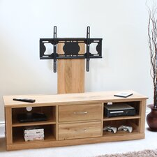 """Mobel Oak TV Stand for TVs up to 60"""""""