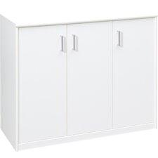 3 Door Storage cabinet