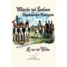 'March and Fanfare of Emperor Napoleon's Guards' Wall Art