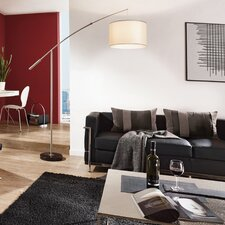 195 cm Design-Stehlampe Nadina