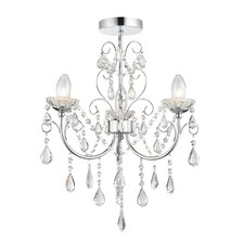 Tabitha 3 Light Semi Flush Mount
