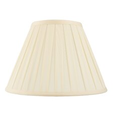 31 cm Lampenschirm Carla aus Textil