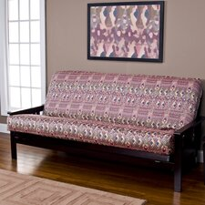 Batik Futon Slipcover  by Siscovers