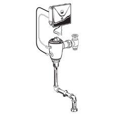 Concealed 1.0 GPF Urinal Flush Valve with Topspud