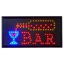 Bar LED Sign