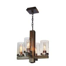 Jasper Park 4-Light Candle-Style Chandelier