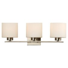 Carswell 3-Light Vanity Light