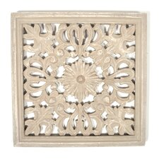 Idella Indian Wooden Panel Wall Decor