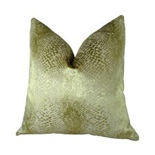 Hidden World Handmade Throw Pillow