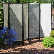 156cm x 250cm Paravent 5 Panel Room Divider