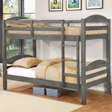alissa twin bunk bed