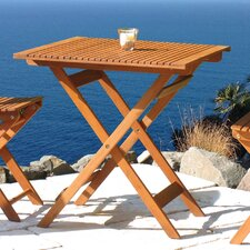 Rio Folding Bistro Table