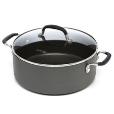 Simply Nonstick 5 Qt. Soup Pot with Lid
