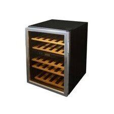 37 Bottle Dual Zone Freestanding Wine Cooler
