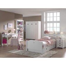 Amori 6 Piece Bedroom Set