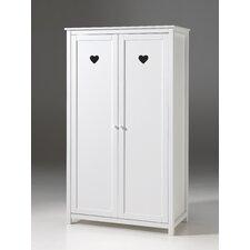 Amori 2 Door Wardrobe