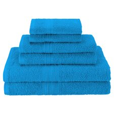 Patric Soft 6 Piece Towel Set