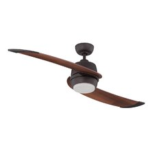"""52"""" Ellipse 2-Blade Celling Fan with Remote"""