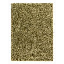 Handgetufteter Teppich Feeling in Grün